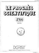 Le Progr  s scientifique