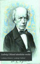 Ludwig Uhland sämtliche werke
