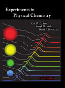 Experiments in Physical Chemistry