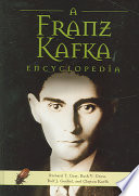 A Franz Kafka Encyclopedia