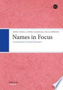 Names in Focus