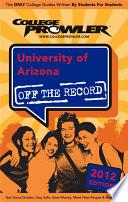 university of arizona 2012