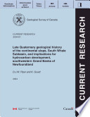 Geological Survey of Canada  Current Research  Online  no  2004 D1