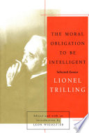 The Moral Obligation to Be Intelligent Book PDF