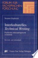 Interkulturelles Technical Writing