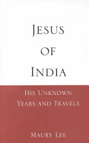 Jesus Of India : is passionate about the book. financing for the...