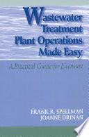 Wastewater Treatment Plant Operations Made Easy
