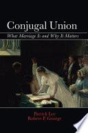 Conjugal Union