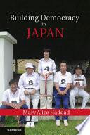 Building Democracy in Japan
