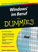 Windows im Beruf f  r Dummies
