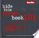 Hide This French Book 101