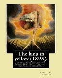 The King in Yellow  1895   by