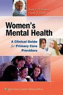 Women s Mental Health