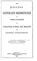 download ebook the western literary messenger pdf epub