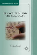 France  Film and the Holocaust