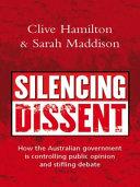 download ebook silencing dissent pdf epub