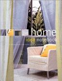 Home Idea Notebook
