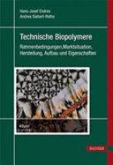 Technische Biopolymere book