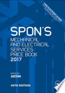 Spon s Mechanical and Electrical Services Price