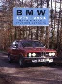BMW  1975 2001