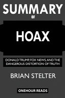 SUMMARY Of Hoax Book PDF