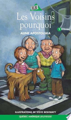 Les Contes de la ruelle 1 - Les Voisins pourquoi - ISBN:9782764421390