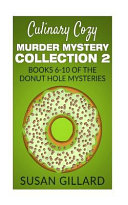 Culinary Cozy Murder Mystery Collection