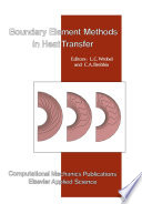 Boundary Element Methods in Heat Transfer