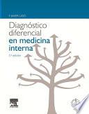 Diagn Stico Diferencial En Medicina Interna Studentconsult En Espa Ol