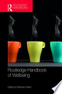 Routledge Handbook Of Well Being