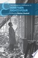 The Cambridge Companion to Nineteen Eighty Four Book PDF