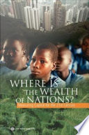 Where is the Wealth of Nations?