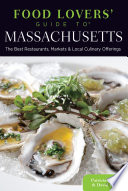Food Lovers  Guide to   Massachusetts