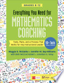 Everything You Need for Mathematics Coaching