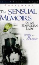 The Sensual Memoirs of an Edwardian Lady