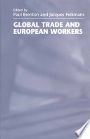 Global Trade and European Workers