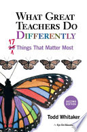 What Great Teachers Do Differently  2nd Ed