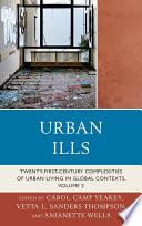 Urban Ills