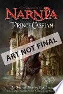 Prince Caspian Movie Tie in Edition  rack