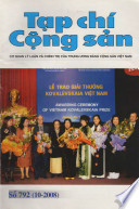 Communist Review, Vol. 79, No. 792, October 2008