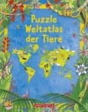 Puzzle Weltatlas der Tiere