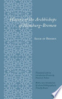 History of the Archbishops of Hamburg Bremen