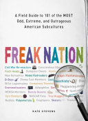 Freak Nation Book