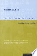 The Life of an Ordinary Woman Of The Ordinary And The Extraordinary A