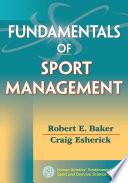 illustration Fundamentals of Sport Management