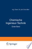 Chemische Ingenieur-Technik