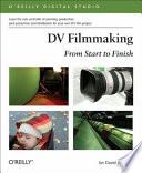 illustration DV Filmmaking