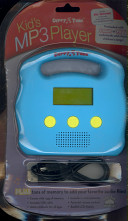 Carry a Tune Kids MP3 Player