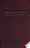 Interkonfessionalismus in der deutschen Militärseelsorge von 1933 bis 1945