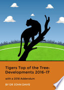 Tigers Top Of The Tree Developments 2016 17